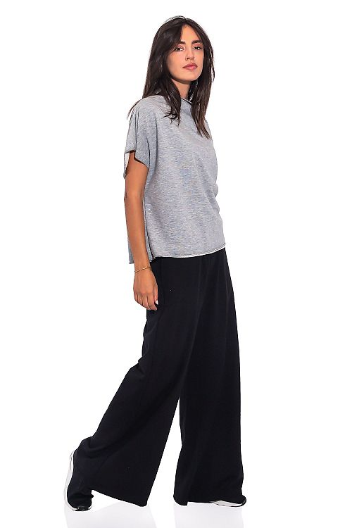 CABANA WIDE LEG SWEAT PANTS